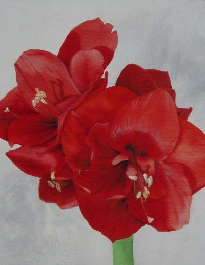stage de peinture florale sur bois technique à l'aquarelle, à Antony